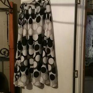 Full circle  skirt (new)